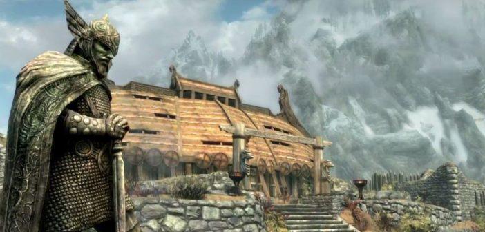 [E3 2016] The Elder Scrolls V : Skyrim revient après son lifting