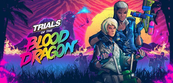 [E3 2016] Trials of the Blood Dragon déjà disponible !