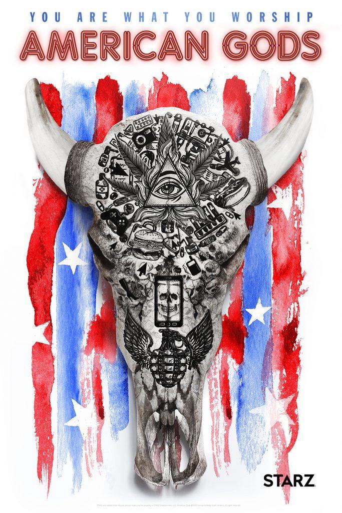 American Gods se montre enfin dans un trailer !
