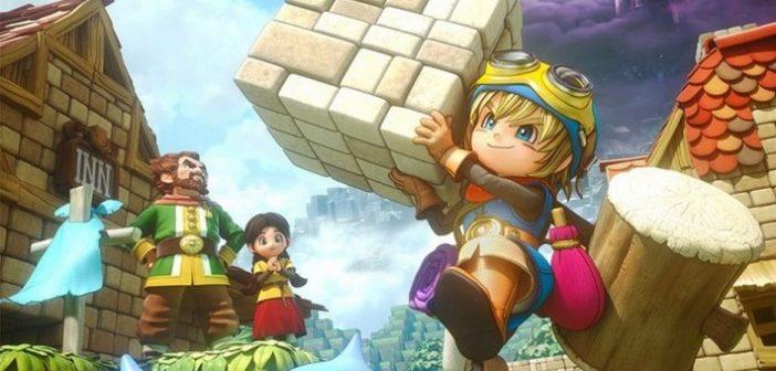 Dragon Quest Builders, des cadeaux de précommande et une date de sortie !