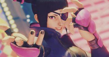 Juri arrive à la fin du mois dans Street Fighter V !