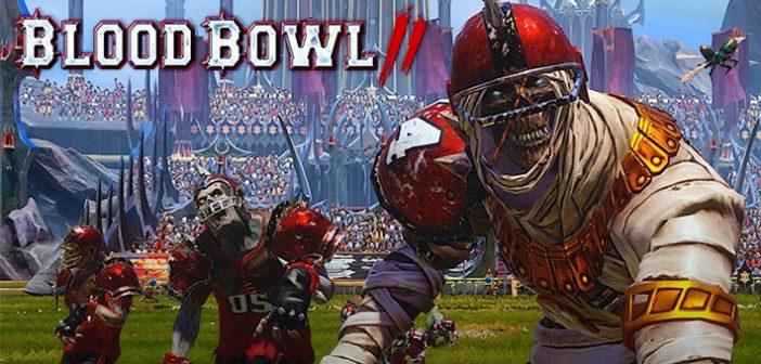 Blood Bowl 2 Les morts-vivants se trainent sur le terrain de Blood Bowl !