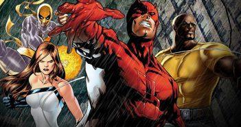 Trailer de Luke Cage, teasers Daredevil, Iron Fist & Defenders !