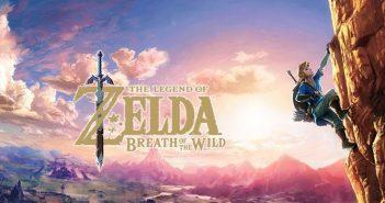 [Preview] The Legend of Zelda Breath of the Wild bercé par une brise de fraîcheur