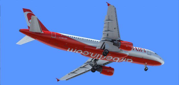 Du Boeing dans Microsoft Flight Simulator X