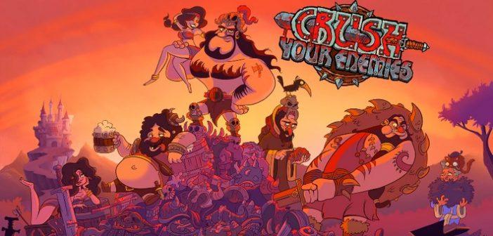 Zombie Night Terror et Crush Your Enemies datés !
