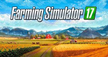 Farming Simulator 17 : une première vidéo de gameplay motorisée !