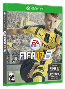 Marco Reus prend la pose pour FIFA 17