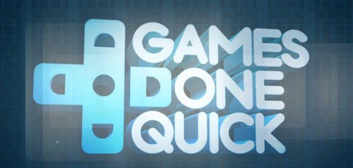 Le total des dons des Summer Games Done Quick 2016 s'élève à...