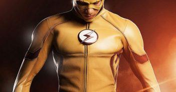Kid Flash débarque dans Flash, les premières images !