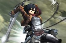 [Preview] Attack on Titan, Mikasa botte le cul des titans avec panache