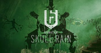 Rainbow Six Siege détaille sa prochaine extension Operation Skull Rain
