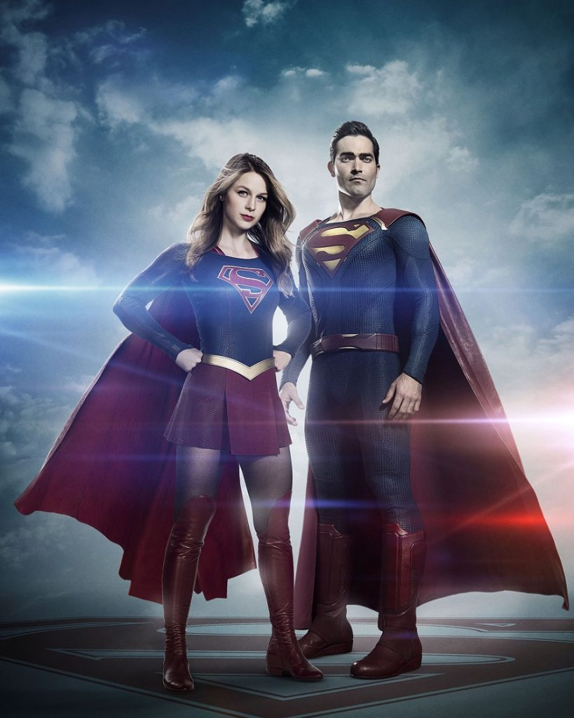 Superman dans Supergirl