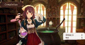 [Test] Atelier Sophie : The Alchemist of the Mysterious Book, formule épuisée