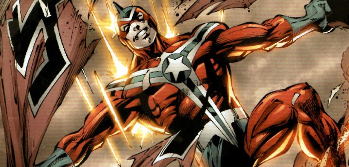 Legends of Tomorrow a trouvé son Commander Steel