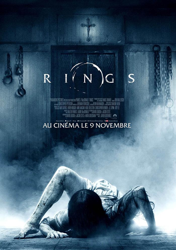 Rings : le trailer du sequel est aussi torturé que son affiche !