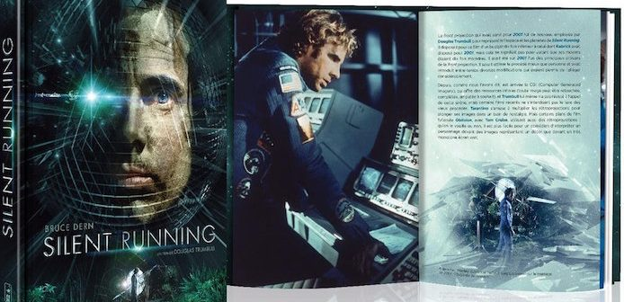 [Critique Blu-Ray] SIlent Running, que va devenir la Nature ?