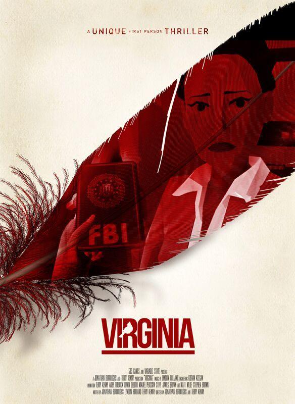 Virginia affiche