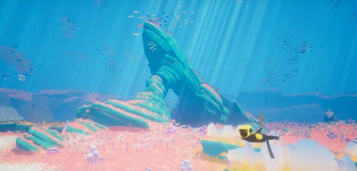 ABZÛ, un rêve sous-marin sur PC et console