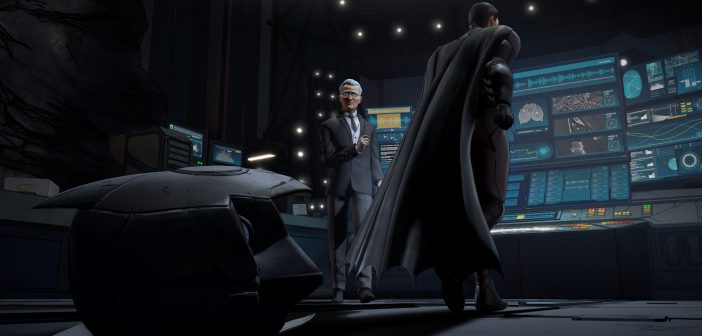 [Test] Batman The Telltale Series Épisode 1