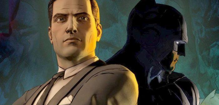 Batman – The Telltale Series enfin disponible en téléchargement !