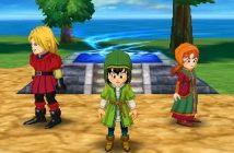 Dragon Quest VII illustre son système de classe en vidéo !