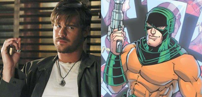Flash : Grey Damon en Maître des miroirs !