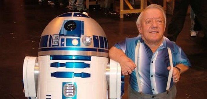 L'acteur de R2-D2, Kenny Baker, est décédé !