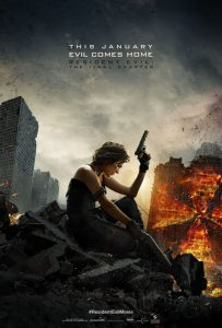 Resident Evil : The Final Chapter : la bande-annonce fury road