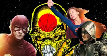 Arrow, Flash, Supergirl et les Legends ont le méchant de leurs crossovers !