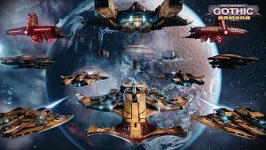 battlefeet ghotic armada tau empire