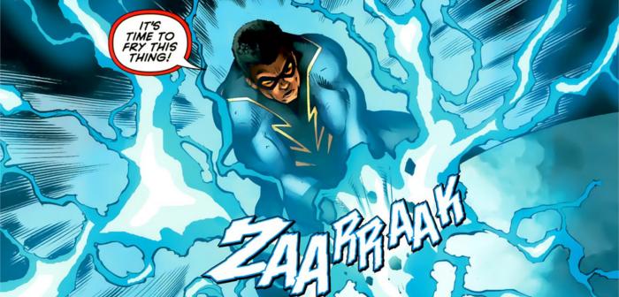 Black Lightning : le papa d'Arrow se lance dans une nouvelle série
