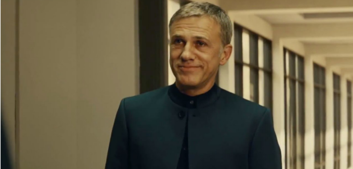 Christoph Waltz n'aime pas son rôle dans Spectre