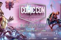Comic Con Paris 2016 : le programme dévoilé