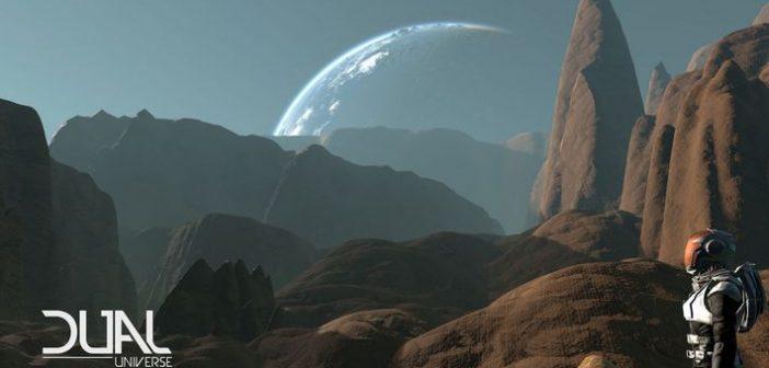 Dual Universe : un bac à sable MMORPG science fiction sur Kickstarter