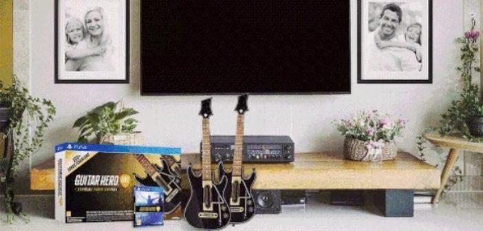 Guitar Hero Live Supreme Party Edition, deux guitares et un nom à rallonge !