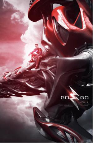 Power Rangers : cinq nouveaux posters révélés