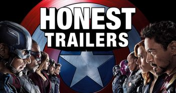 Le dernier Honest Trailer se paye Captain America : Civil War !