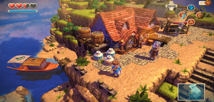 [Test] Oceanhorn, un Zelda-like comme on l'aime !