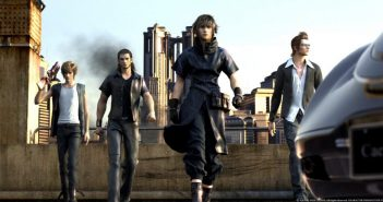 final fantasy Xv ff 15 TGS 2016 trailer PS4 Xbox One