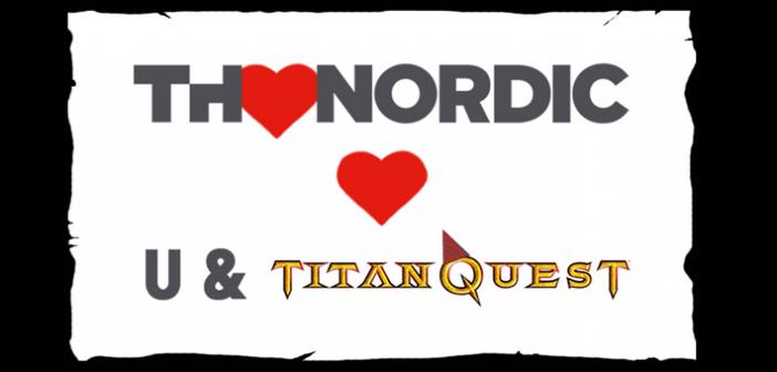THQ Nordic fête généreusement l'anniversaire de Titan Quest !