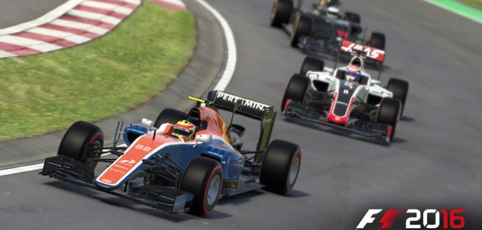[Test] F1 2016 soigne sa trajectoire vers la victoire !