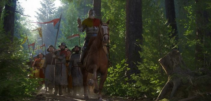 Warhorse et Deep Silver partenaires sur Kingdom Come: Deliverance
