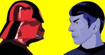 [Critique Livres] Dark Vador vs Monsieur Spock : affrontement de Star