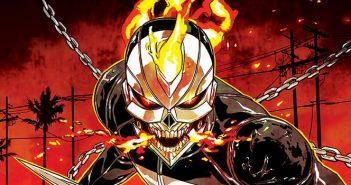 Première image du Ghost Rider dans Agents of S.H.I.E.L.D.