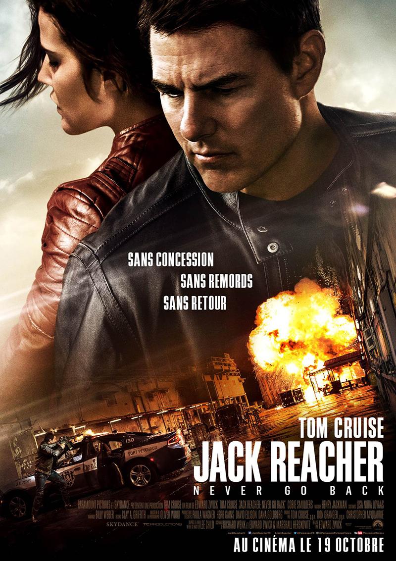 Jack Reacher : la bande-annonce finale de Never Go Back !
