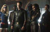 La Société de justice d'Amérique se dévoile dans DC's Legends of Tomorrow !