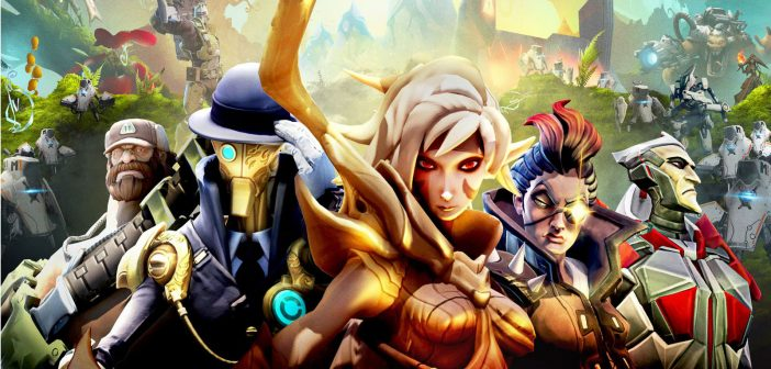 battleborn gearbox gratuit free to play f2p