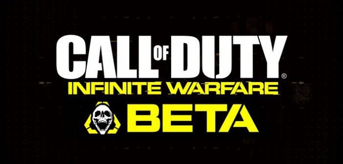 Call of Duty : Infinite Warfare la vidéo de la Beta Multijoueur