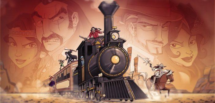 Colt Express, le jeu de société désormais en jeu vidéo !